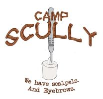 x files: camp scully by NinnyTreetops