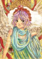 +Christmas Angel+ by ElfenCeres