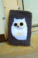 Hedwig Phone Case by someweirdcrab