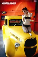 Hot Rod by wickedhailey