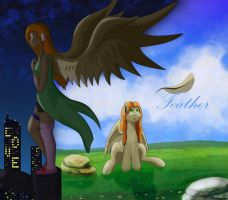 Feather by Disc-Kordiark
