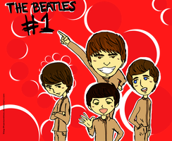 The Beatles Photo 3. by Sieg-Phantomhive