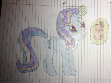 Starlight Glimmer mask transformation part 1 by bsb15