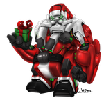 Ho Ho Homing Missiles Away! by IronRaptor