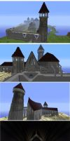 Castle Ayopa by ClouseWalburg