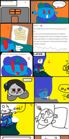 First Page Of Simes Mainsion a long page by skywirefan