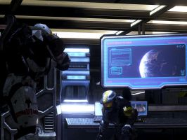 RvB Reconstruction Ch 19 by RadicalEdward2