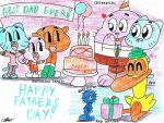 HAPPY FATHERS DAY-2011 by murumokirby360