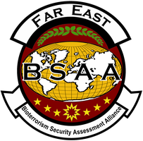 BSAA Insignia Far East by viperaviator