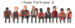 Team Fortress 2 by pixel-butts