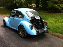 Pic of my bug 4 by NekoVWMike