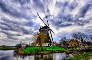 Windmill by Sercy