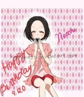 HBD:Nocchi!! by Kachanx23