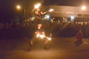 Ignite the Night Fire/Food Fest,Flamin Back Trick3 by Miss-Tbones
