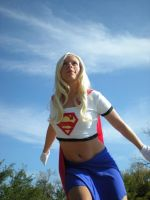 Supergirl: Take Flight by Ravenspiritmage