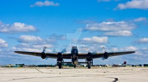Lancaster Bomber by DocZ65
