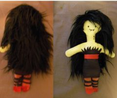 Marceline Plushie by Peace-Dove