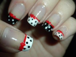 Nail Art 14 by charmedpiper12
