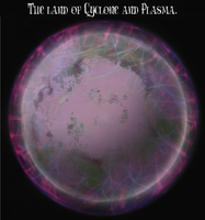 The Land of Cyclone and Plasma by 0LightsOut1