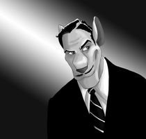 Vincent Price by TopHatTurtle
