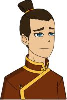 Happy Sokka in Color by jornas