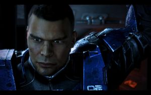 ME3 James Vega 2 by chicksaw2002