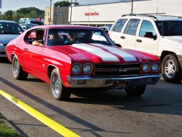 '70 Chevelle SS_454 by DetroitDemigod