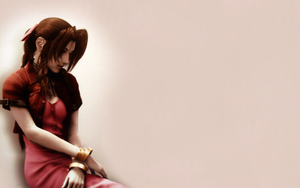Pink Aerith by n1ckw