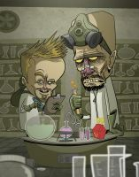 Breaking Bad by Jean--Franco