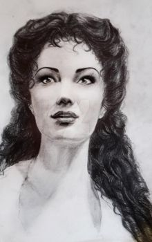 Sierra Boggess by Zusacre