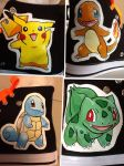 Pokemon shoes by Wilson250380