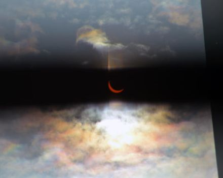 Solar Eclipse by spazzist