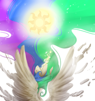 Safety of the Sun by KittyIsAWolf