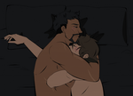 McReyes - Cuddles by Fayolinn