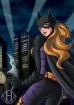 Bat-cute - Batgirl [Stephanie Brown] by Hedrick-CS