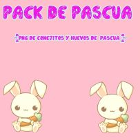 Pack de pascua by Camyloveonedirection