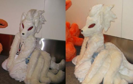 Ninetales Pokemon Suit by FNSCostumes