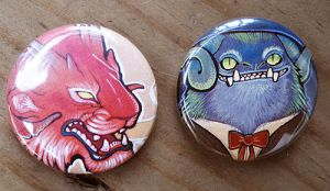 new buttons by missmonster