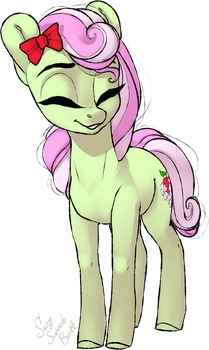 Minty Apple/Florina Tart by SexySweetButt