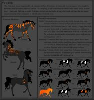 Breed Sheet: Vulcanos Horse by Everland-Stables