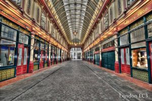 London Market Perspective HDR by nat1874