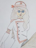 Pirate Nurse by the-wire