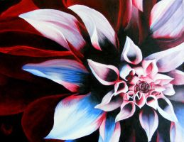 The Enigmatic Flower by Oliver-W00D