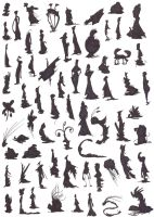 Silhouettes Page 0045 by Kasandra-May
