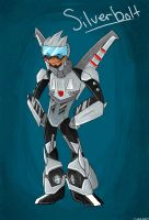 Silverbolt TFP by Shadehedgie77
