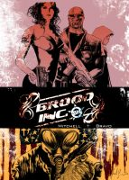 Brood Inc Cover by strother