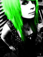 Stand out Green by Artifice1221