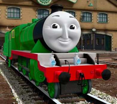 RWS Henry MkII by The-ARC-Minister