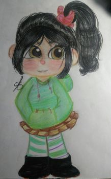 Vanellope by suufro