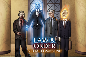 Law and Order: SCU by TravisTheGeek